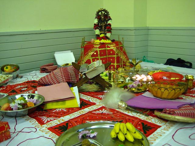 Kojagori Lakshmi Puja