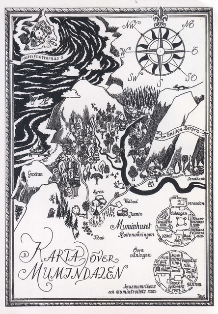 Map-of-Moominland