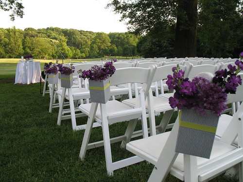 Summer Wedding Tips: Floral Arrangements Will Wilt in the Sun
