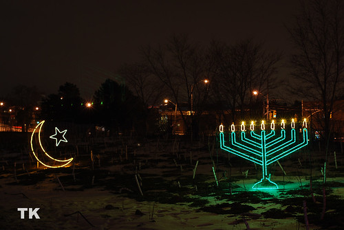 Trail Of Lights #19