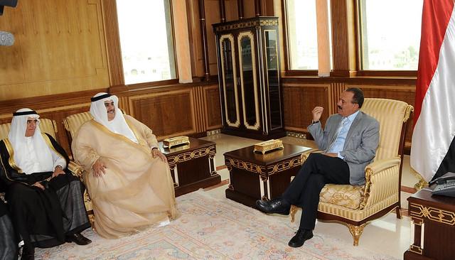 Header of Ali Abdullah Saleh
