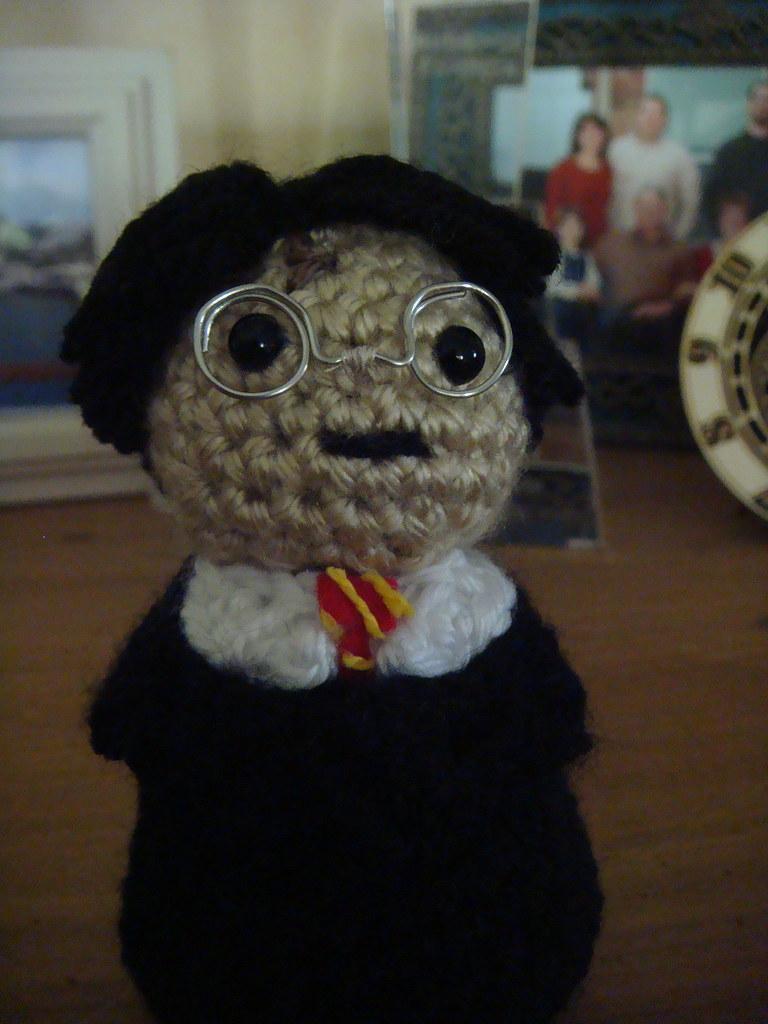 Amigurumi Harry Potter : Back to photostream