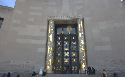 Brooklyn Public Library, Central Building