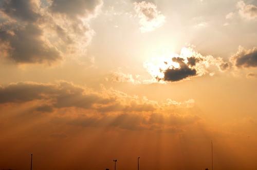 sun nature justclouds coppertoneskycloudsskyscape