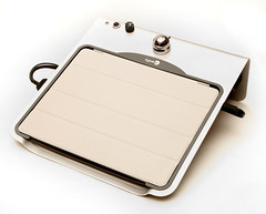 Comment fabriquer un stand musical pour ipad cnet france - Fabriquer un support pour tablette ...