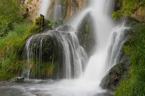 waterfall colorado rifle riflefallsstatepark pentaxk20d tamronadaptall28mmf25 riflegapstatepark