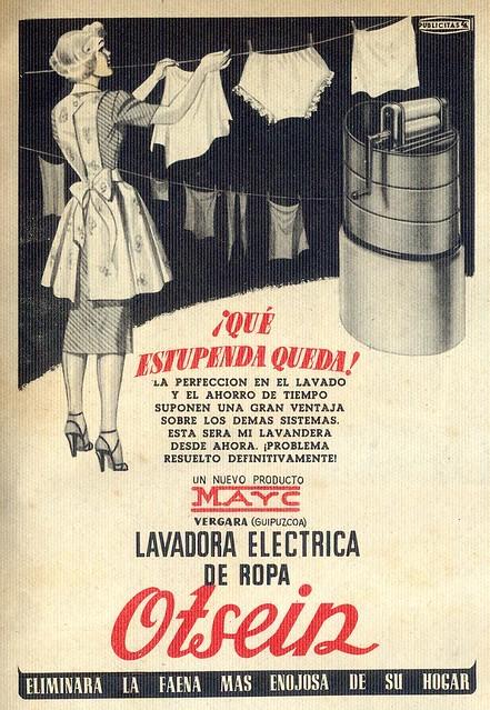 Mujer, No. 168, June, 1951 - 28a