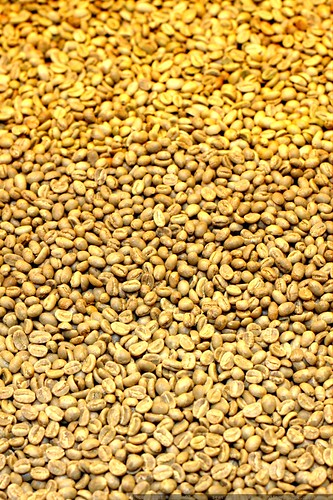 green: remnant coffee beans    MG 0363