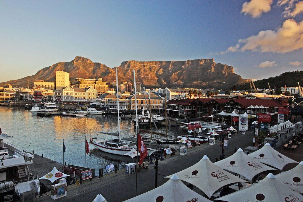 V&A Waterfront - Cape Town, South Africa