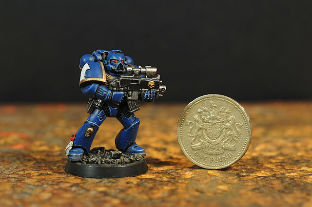 Opinion Space marine toys