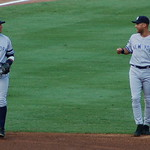 Alex Rodriguez: Yankees vs. Rangers