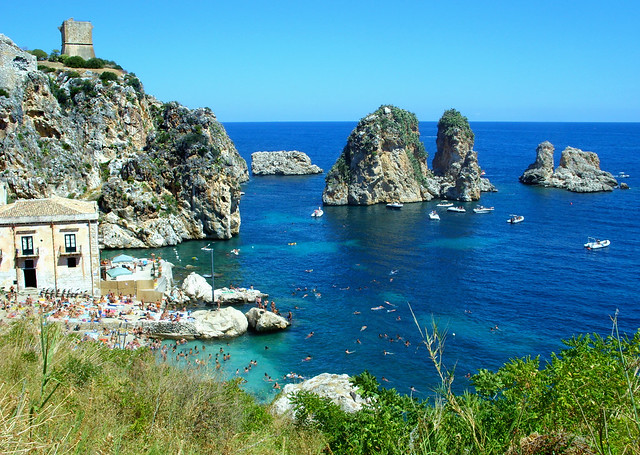 Scopello (Sicily)