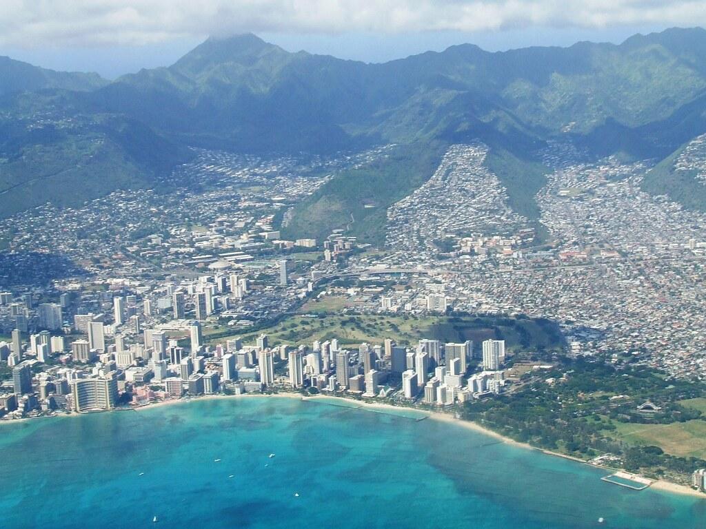 Honolulu гавайи