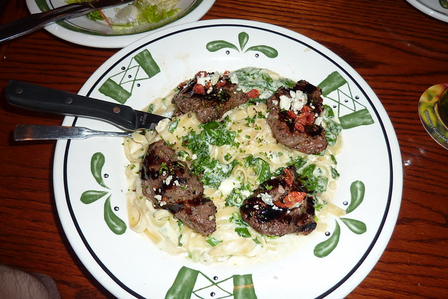 Steak Gorgonzola Alfredo Flickr Photo Sharing