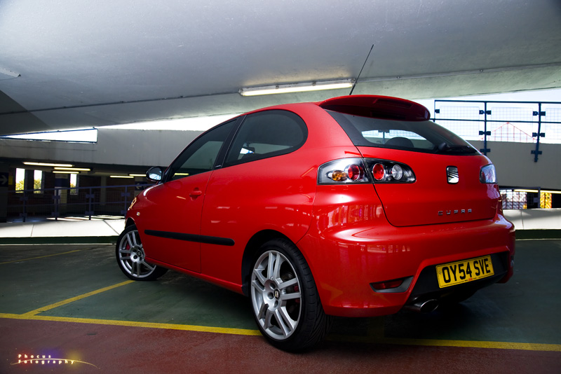 seat ibiza cupra tdi transportation in photography on forums. Black Bedroom Furniture Sets. Home Design Ideas