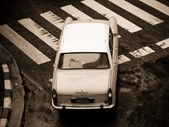 Peugeot 404 in Bangkok
