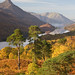 Autumn Colours at Kinlochleven by David Kendal