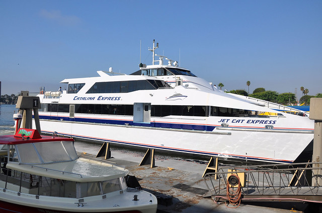 Download this Catalina Ferry picture