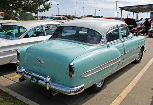 1954 Chevrolet Bel Air 4-Door Sedan (5 of 5)