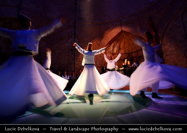 Turkey - Mystery of Whirling Dervishes in Istanbul