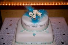 Dorothy's 70th Birthday Party - 7 November 2009