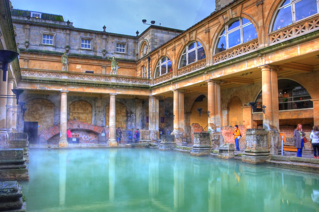The Roman Spa at Bath