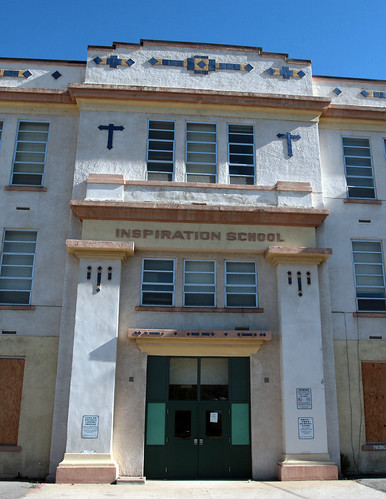 old school arizona building architecture miami 1921 miamiarizona inspirationschool miamiunifiedschooldistrict