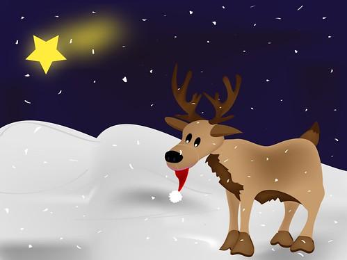 Dibujos navide os nominados y el dibujo ganador - Dibujos en color de navidad ...