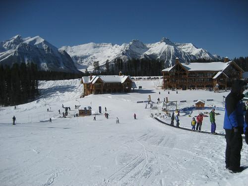 lake-louise-ski-resor