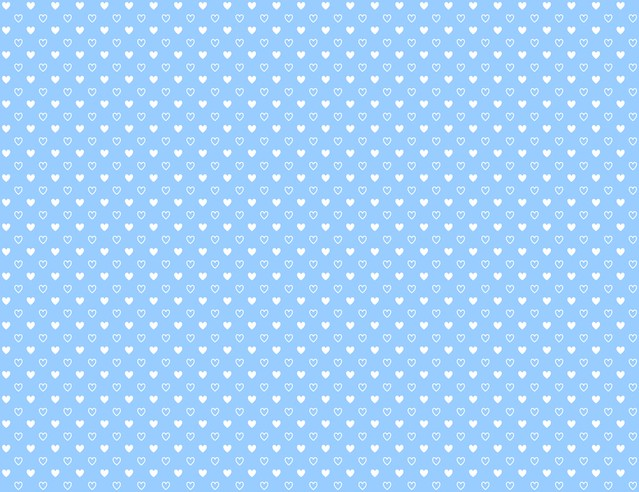 light blue heart background - photo #18