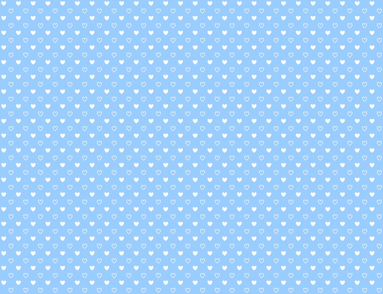 light blue heart background - photo #33