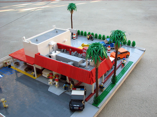 In-N-Out Burger Pasadena