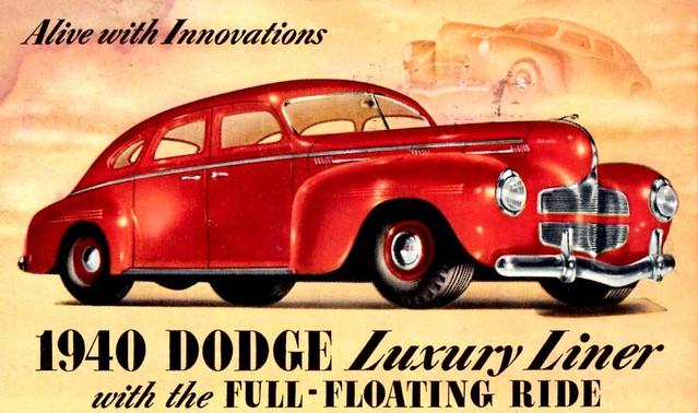 1940 dodge luxury liner 4 door sedan explore aldenjewell for 1940 dodge 2 door sedan