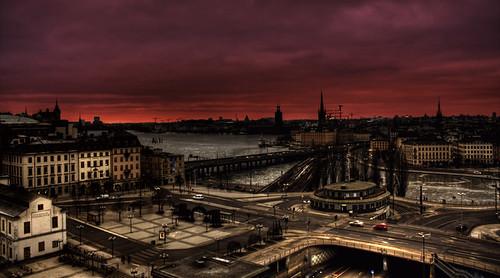 Stockholm by MartinKarlsson