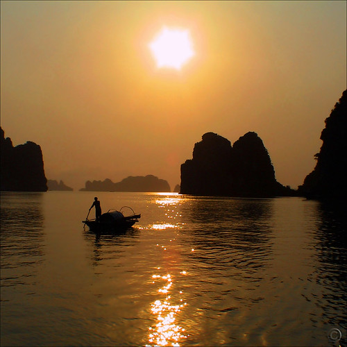 The magic of Hạ Long Bay