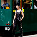 Hong Kong fashion shoot with tram by leolaksi