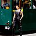 Hong Kong fashion shoot with tram by leolaksi