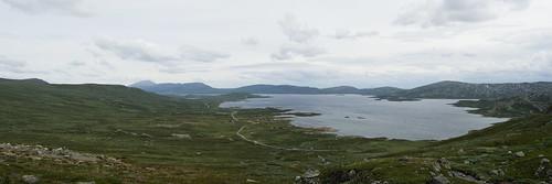 norway norge valdresfløya vinstervatnet