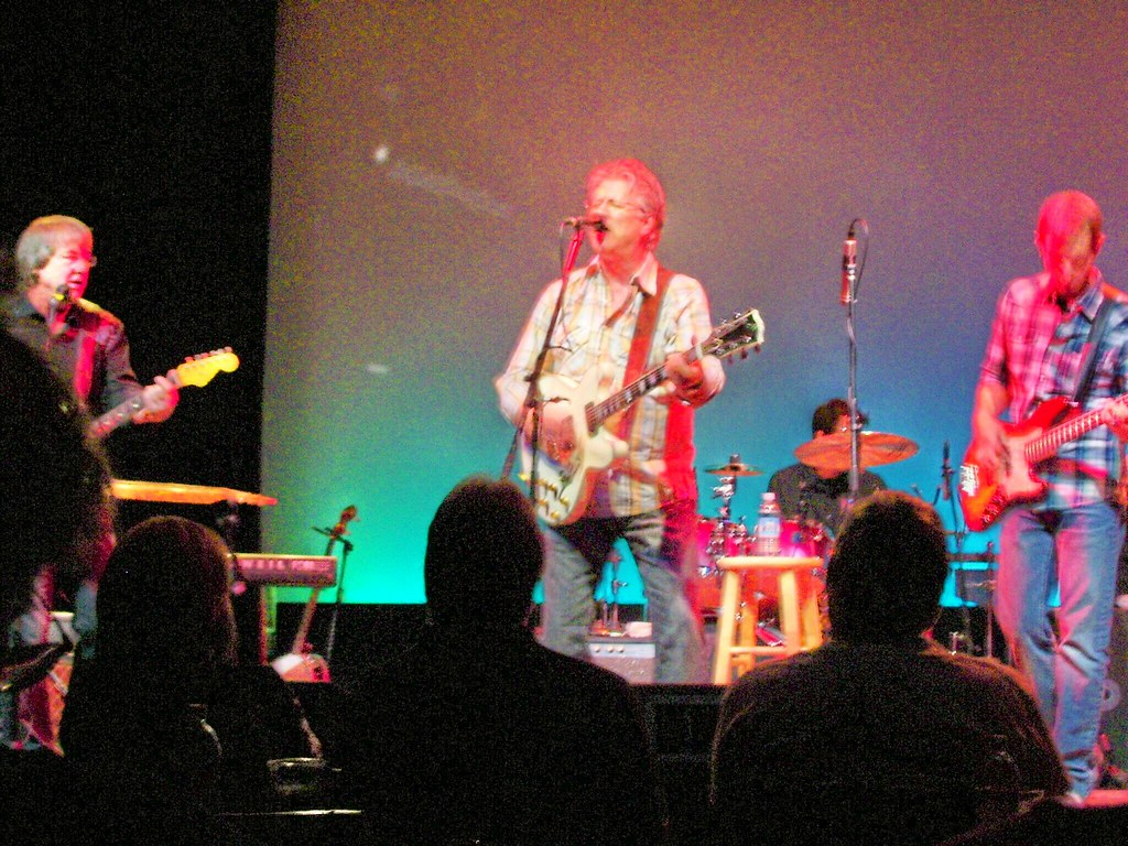 Richie Furay Band, Selllersville | Selllersville Theater, Se