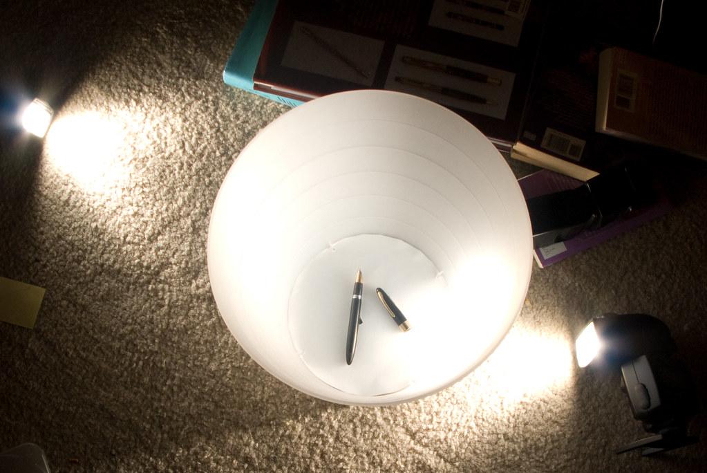 Share your lighting setups!