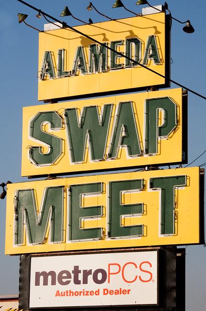 alameda swap meet oakland ca weather