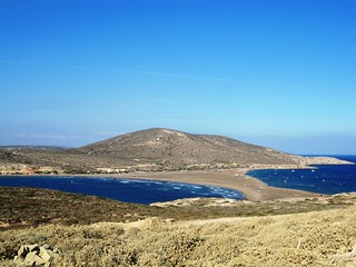 Looking back from Prasonisi - Southern Tip of Rhodes | by seligmanwaite