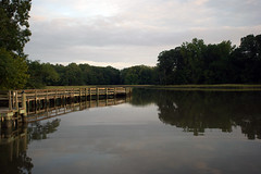 Pier at Bennett's Creek Park - 4