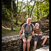 Kiet and Dawn, Cahal Pech, Belize (3)