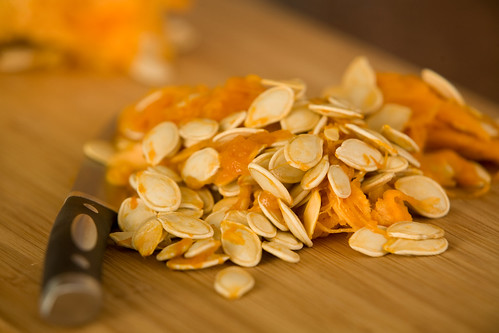 Pepitas (Toasted Pumpkin Seeds) 3of3