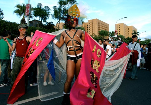 Celebrate Pride in Taipei at Largest LGBT Pride Parade in Asia