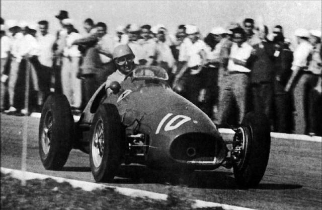 1953 Buenos Ares (Alberto Ascari, Ferrari 500)