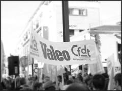 Caen en grève