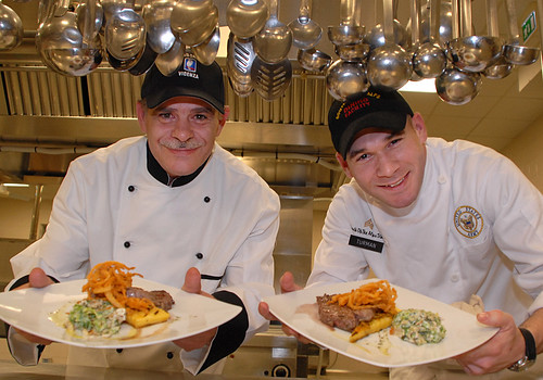 2009 IMCOM-E / USAREUR/7A Culinary Arts Competition Winners - US Army Africa - Vicenza, Italy - 091130
