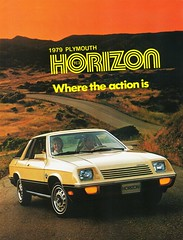 1979 Plymouth Horizon TC3 (Canada)